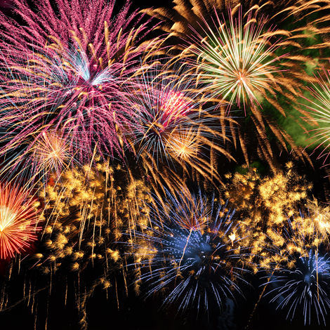 St. Johns Town Center - Promo - Fireworks - Copy image