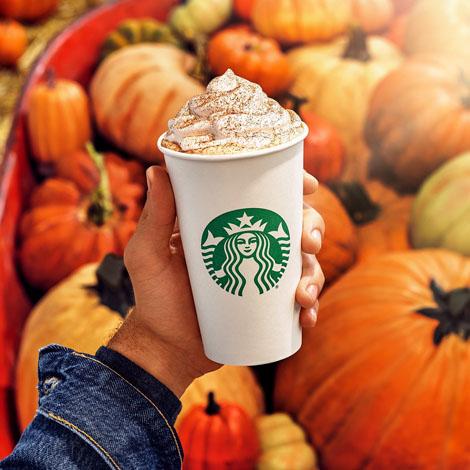 Shops at Chestnut- promo - Starbucks FALL 21 image