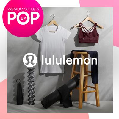 toronto PO - Spot 4 - Lululemon Pop Up image