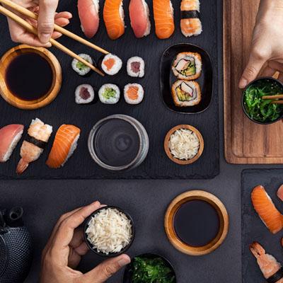 Miller Hill - Spot 3 - TK Sushi image