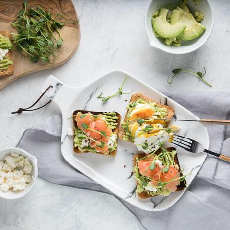 Newport Centre - promo - Breakfast Bites image