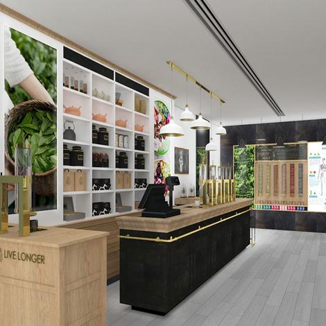 Ross Park Mall - Promo - Coming Soon: Green Biotics image