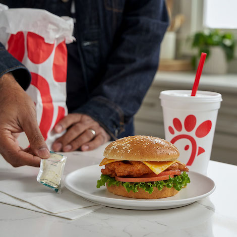 roosevelt - promo - eatery of the month: chick-fil-a image