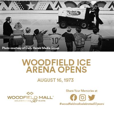Woodfield Mall - Spot 1 - 50th anniversary 8/2 - week 4 image