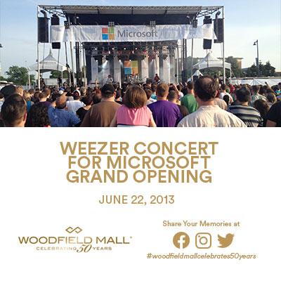 Woodfield Mall - Spot 1 - 50th anniversary 9/20- week 12 image