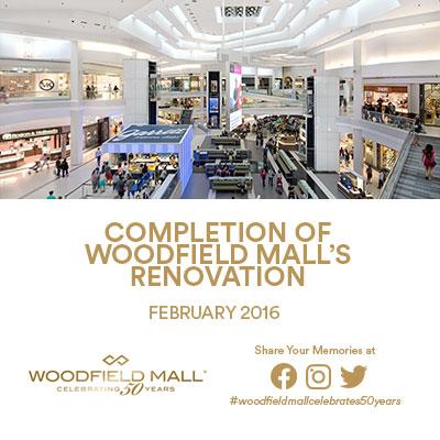 Woodfield Mall - Spot 1 - 50th anniversary 9/27- week 13 image