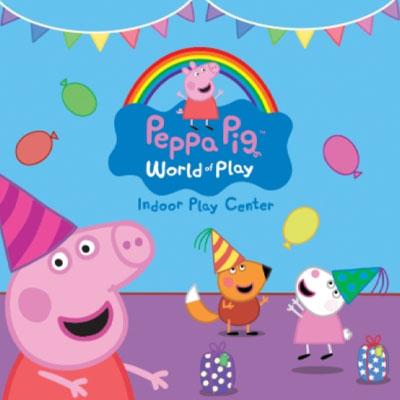 Woodfield - Spot 6 - Peppa Pig Birthday image