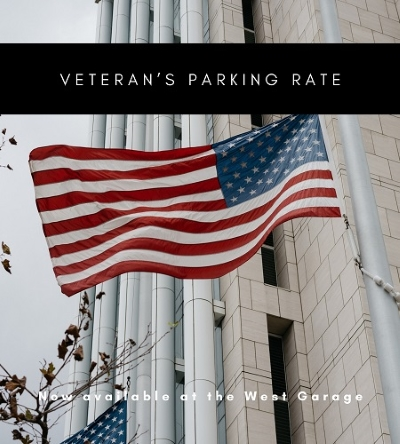 Veteran's Parking Rate