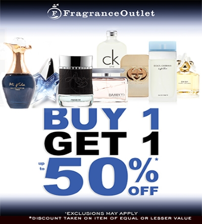 Fragrance Outlet Mix and Match Sale