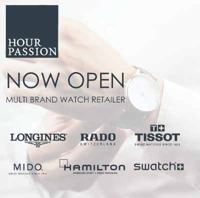 Hour Passion Now Open