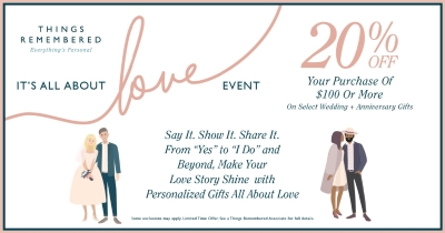 It's All About Love Event