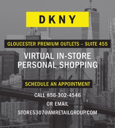 DKNY VIRTUAL IN-STORE PERSONAL SHOPPING