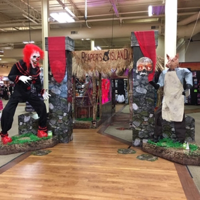 Spirit Halloween Now Open