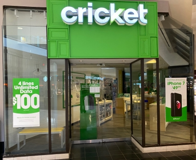 Cricket Wireless Has Moved