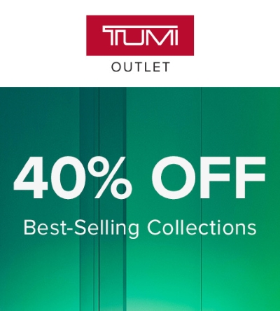 40% off Best Selling Collections