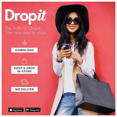 Say hello to Dropit - The new way to shop