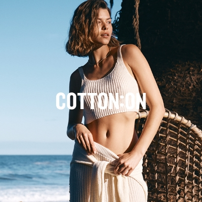 Now Open! Cotton On
