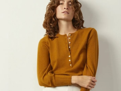COLLECTION OF FALL FAVORIES AT EVERLANE