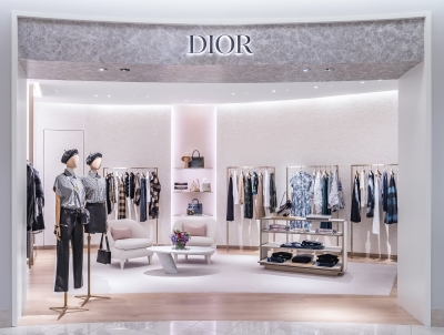 Dior ready-to-wear Boutique