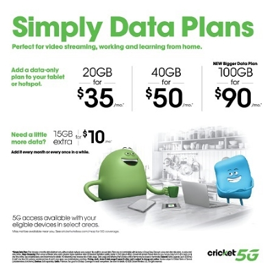 Exceptional Savings at Cricket Wireless!