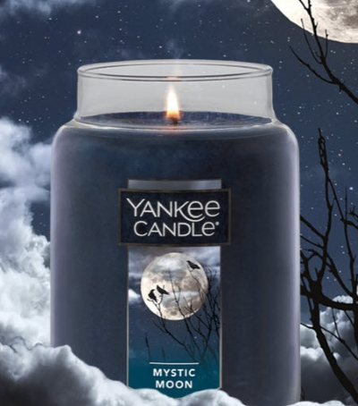 HALLOWEEN HAS ARRIVED AT YANKEE CANDLE