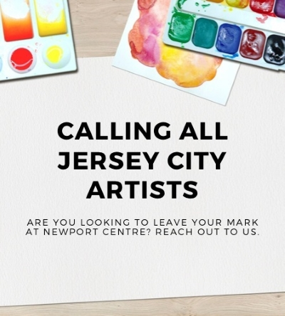 Calling all Jersey City Artists