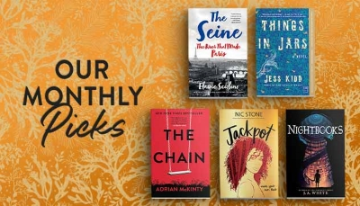 Our October Monthly Picks Are Here!