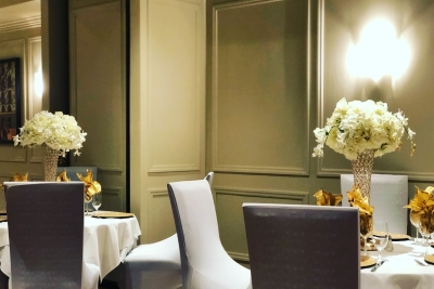NEED PRIVATE DINING? DAVIO'S GOT YOU COVERED!