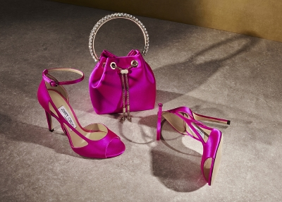 Jimmy Choo + Breast Cancer Research Foundation