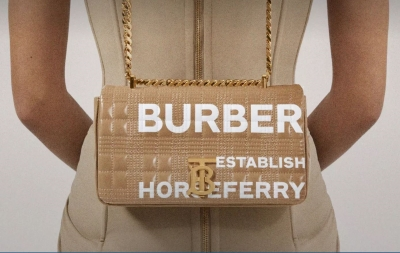 INTRODUCING THE LOLA BAG AT BURBERRY