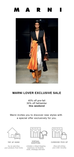 Fall Winter Markdown up to 40% off