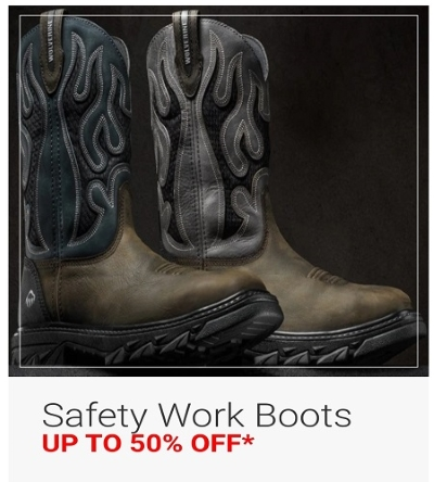 Safety Works Boots Up To 50% Off