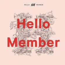 Become an H&M Member for exclusive benefits