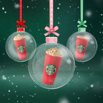 Starbucks Holiday Drinks Are Back!