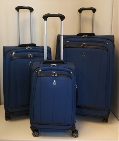 Travelpro 3 Piece Set Now Only $229.99