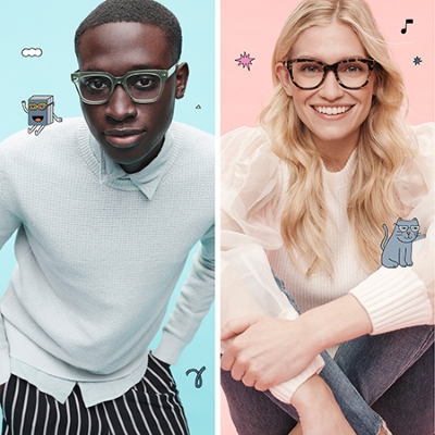Shop eye-pleasing presents at Warby Parker