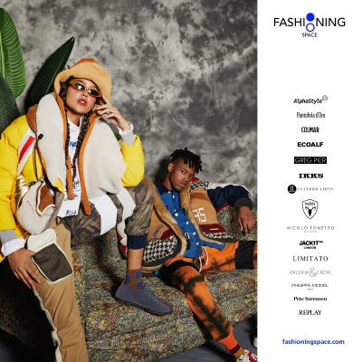 Fashioning Space Now Open