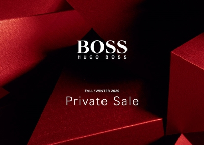 BOSS Private Sale