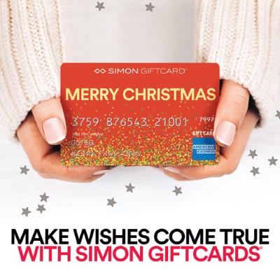 Click Here To Purchase Simon Giftcards!