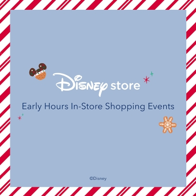 Early Hours Shopping Event