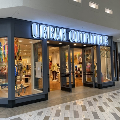 Urban Outfitters Grand Opening