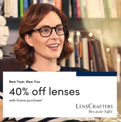 LensCrafter New Year, New You