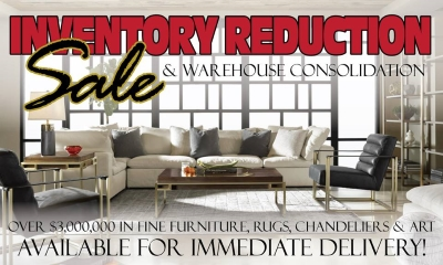 Grand Reopening & Over Stock Sale!
