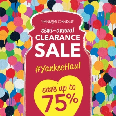 IT'S TIME FOR OUR SEMI-ANNUAL SALE!