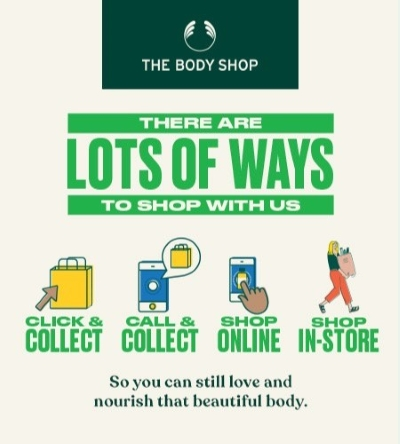Lots of Ways to Shop
