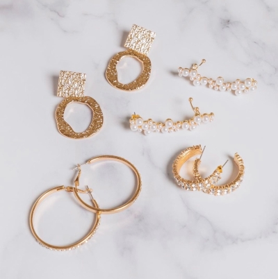 Add a little sparkle to your look with Primark