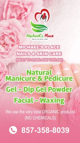 Nails & Skin Care Services!