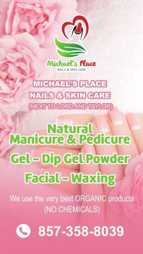 Nails & Skin Care Serives!