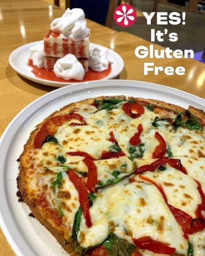 Gluten Free Items Now Available at Ten Pin!