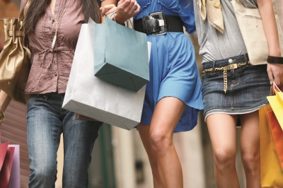 Retail and Relax Shopping Package